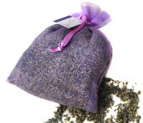 Scented No-Sew Sachet Gifts